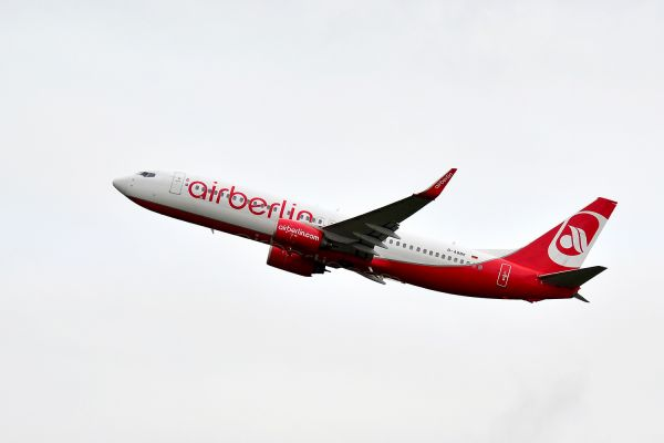 Air Berlin Boeing 737-8BK (D-ABBK, Winglets)