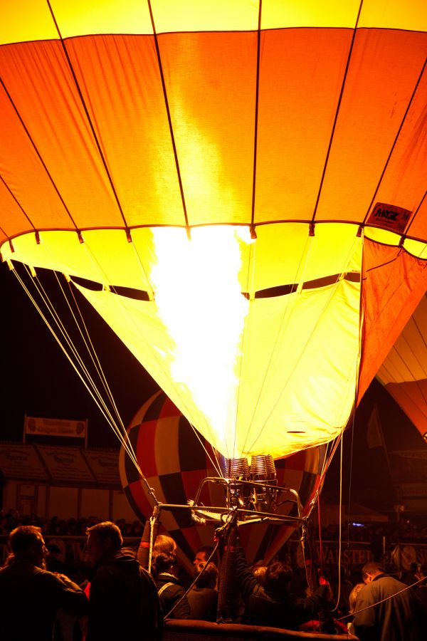 Nightglow, Warsteiner Internationale Montgolfiade (WIM)
