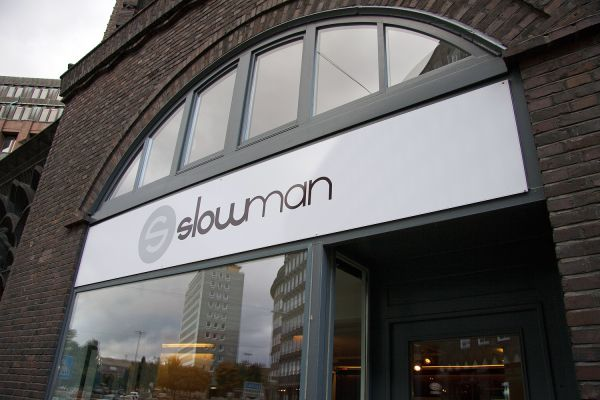 Restaurant Slowman im Chilehaus, Hamburg